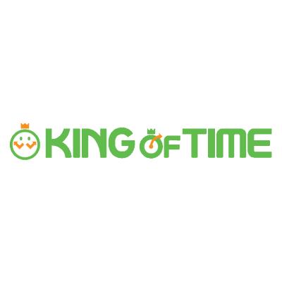 シェアNO.1の勤怠管理クラウドシステム「KING OF TIME」